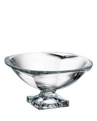 Bohemia Crystal Fruit Bowl Magma 6KD54 / 0 / 99R84 / 340mm.