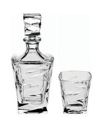 Zig Zag whiskey set 99999/59418/688 (set 1 bottle + 6 tumblers)