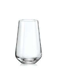 Bohemia Crystal Sklenice na nealko nápoje a koktejly Sandra 23013/440ml  (set po 6ks)