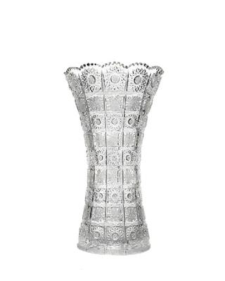 Bohemia Crystal Geschliffene Vase 80029/57001/255mm