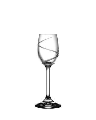 Bohemia Crystal Lara/Atlantis Liqueur Glasses 65ml (set of 6 pcs)