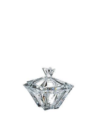 Bohemia Crystal Dose mit Deckel Metropolitan 150 mm