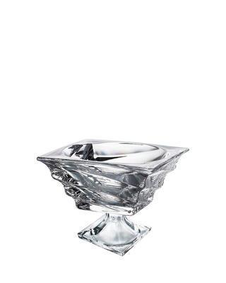Bohemia Crystal Mísa na noze Casablanca 245mm