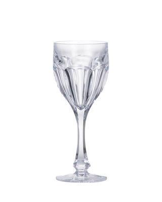 Bohemia Crystal Red Wine Glasses Safari 290ml (set of 6 pcs)