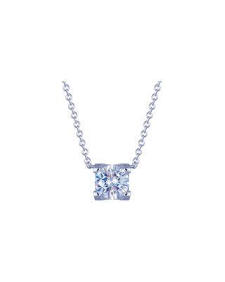Bohemia Crystal strieborný náhrdelník Elena s kubickou zirkónií Preciosa 5180 00 - 1