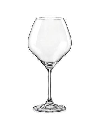 Bohemia Crystal Amoroso Red Wine Glasses 450ml (set of 2 pcs)
