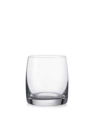 Bohemia Crystal sklenice na whisky Ideal 290ml (set po 6ks)