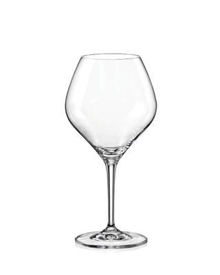 Bohemia Crystal Wine Glasses Amoroso 350ml (set of 2 pcs)
