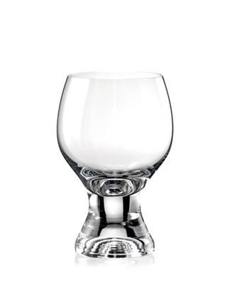 Bohemia Crystal Gina Red Wine Glasses 340ml (set of 6 pcs)