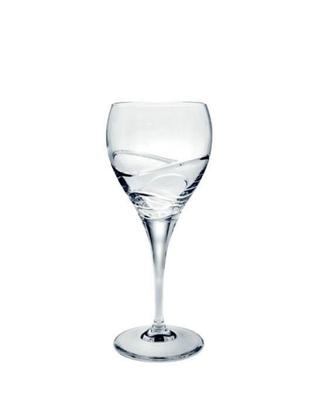 Bohemia Crystal Weißweingläser Fiona 270 ml (Set mit 6 Stück)