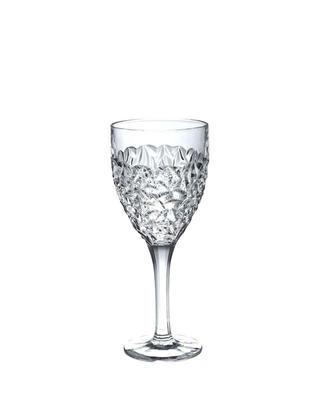 Bohemia Crystal Weißweingläser Nicolette 270 ml (Set mit 6 Stück)