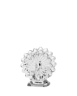 Bohemia Crystal napkin holder Rooster 144mm