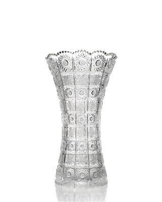 Bohemia Crystal Brúsená váza 80029/57001/205mm