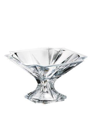 Bohemia Crystal Metropolitan footed bowl 330mm