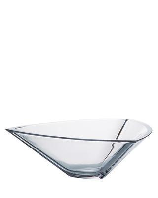 Bohemia Crystal Mísa Triangle 305mm