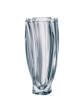 Bohemia Crystal váza Neptune 305mm