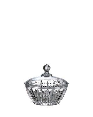 Bohemia Crystal Nova Venus box with lid 175mm