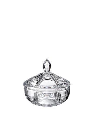 Bohemia Crystal Nova Orion box with lid 150mm