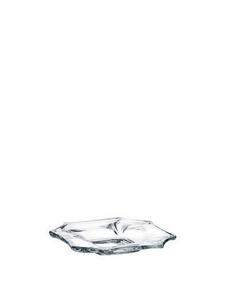 Bohemia Crystal plate Neptune 180 mm