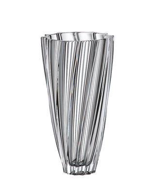 Bohemia Crystal Scallop vase 305mm