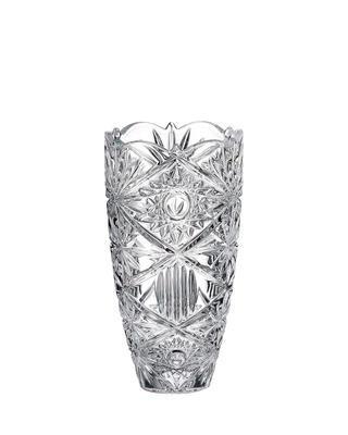 Bohemia Crystal váza Nova Miranda 250mm