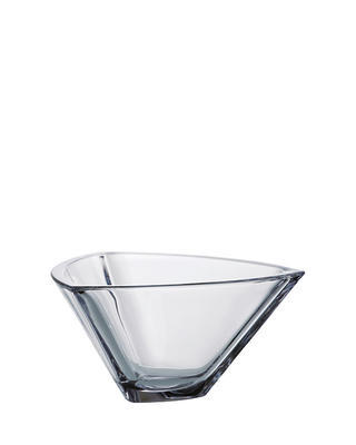 Bohemia Crystal misa Triangle 245mm