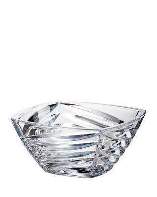 Bohemia Crystal Schüssel Facet 330 mm