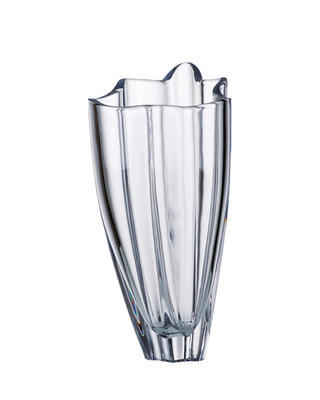 Bohemia Crystal Vase Vulcano 305 mm