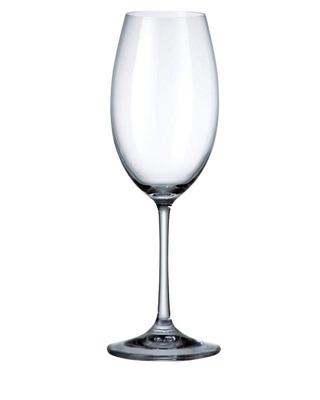 Bohemia Crystal Sklenice na červené víno Barbara 630ml (set po 5ks) SLEVA-neúplný set