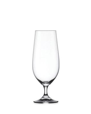 Bohemia Crystal Sklenice na pivo Lara 380ml (set po 5ks) SLEVA-neúplný set