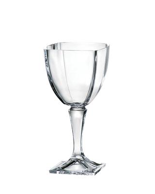 Bohemia Crystal Sklenice na víno Arezzo 270ml (set po 5ks) SLEVA-neúplný set