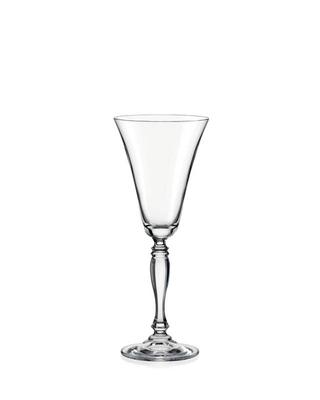 Bohemia Crystal Sklenice na bílé víno Victoria 190ml (set po 5ks) SLEVA NEÚPLNÝ SET