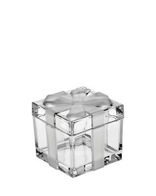 Bohemia Crystal Covered Box Gift 115mm