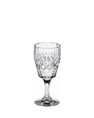 Bohemia Crystal Gläser Angela für Cherry und Dessertwein Angela 130 ml (Set mit 6 Stück)