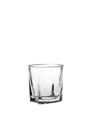 Bohemia Crystal Whiskygläser Kathrene 280 ml (Set mit 6 Stück)