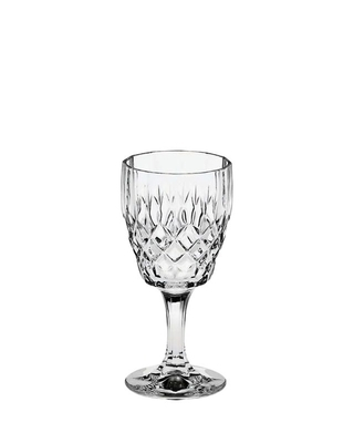 Bohemia Crystal Angela White Wine Glasses 170ml (set of 6 pcs)