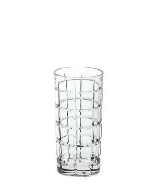 Bohemia Crystal Sklenice na vodu a nelako nápoje Timesquare 420ml (set po 6ks)