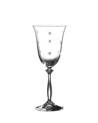 Bohemia Crystal Angela/Stardust Wine Glasses 250ml (set of 6 pcs)