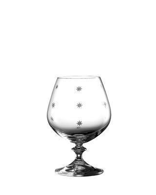 Bohemia Crystal Angela/Stardust Brandy Glasses 400ml (set of 6 pcs)