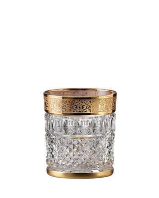 Bohemia Crystal ručně broušené sklenice na whisky Felicie Romantic 300ml (set po 2ks)