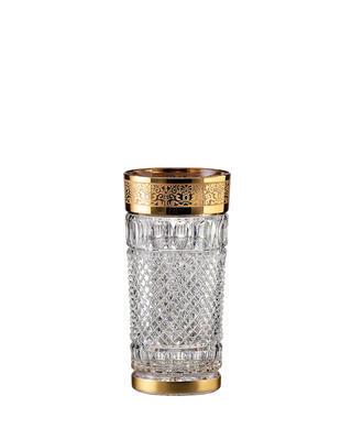 Bohemia Crystal ručne brúsené poháre na nealko Felicie Romantic 350ml (set po 2ks)