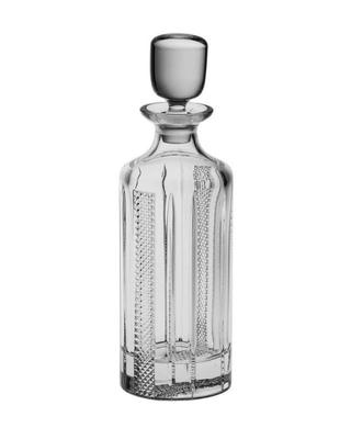 Bohemia Crystal Flasche für Whisky, Rum und Branntwein Choker 750 ml