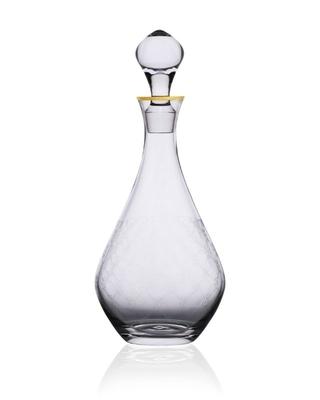 Bohemia Crystal Wein-, Whisky-, Rum- oder Branntweinkaraffe 800 ml - 1