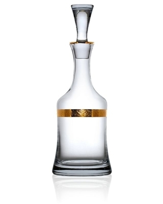 Bohemia Crystal whiskey carafe 1000 ml - 1