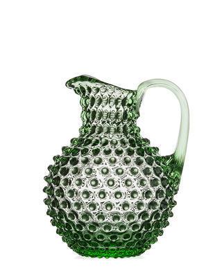Bohemia Crystal Džbán na pivo a vodu 2000ml světle zelený