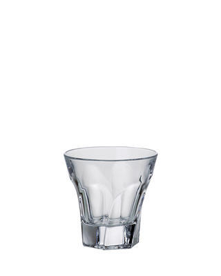 Bohemia Crystal Sklenice na whisky Apollo 2KD16/0/99P89/230ml (set po 6ks)