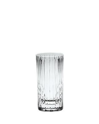 Bohemia Crystal Gläser für Wasser und alkoholfreie Getränke Skyline 350 ml (Set mit 6 Stück)
