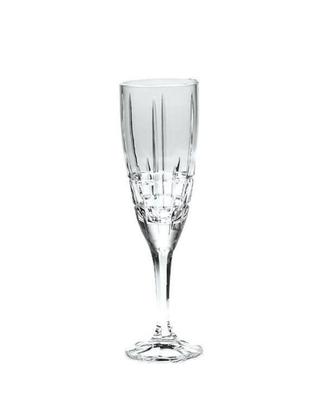 Bohemia Crystal Champagnergläser Dover 180 ml (Set mit 6 Stück)