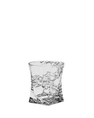 Bohemia Crystal Whiskygläser Samurai 240 ml (Set mit 6 Stück)