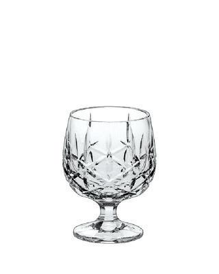Bohemia Crystal Brandy- oder Kognakgläser Sheffield 12014/52820/250 ml (Set mit 6 Stück)